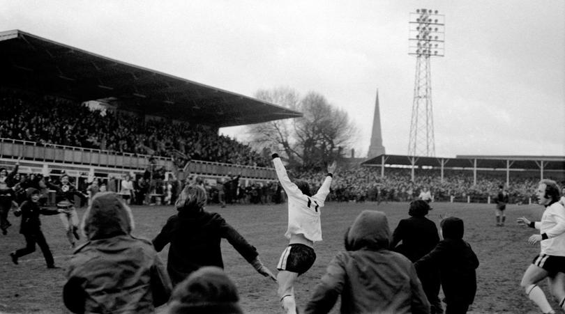 The making of a giant-slaying: Hereford United's fairytale vs. Newcastle in the 1972 FA Cup
