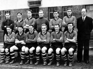 Wolves 1957-58