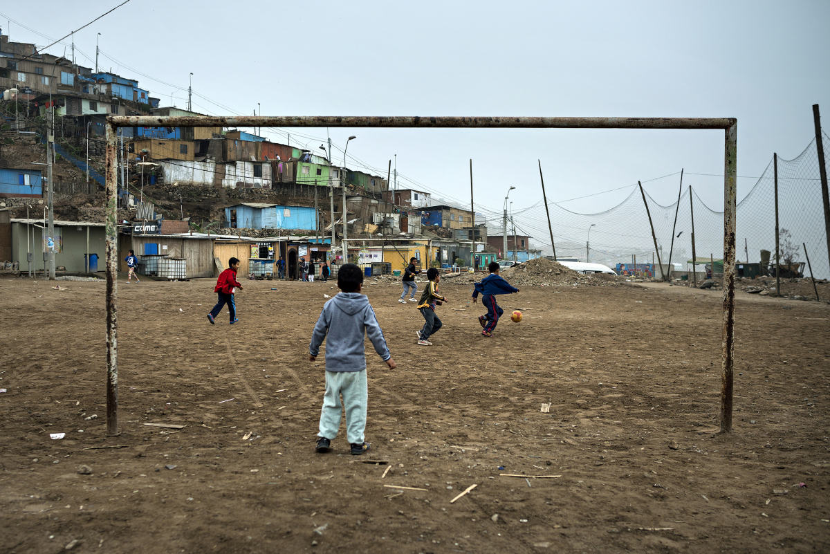 Lima – football in the king of cities
