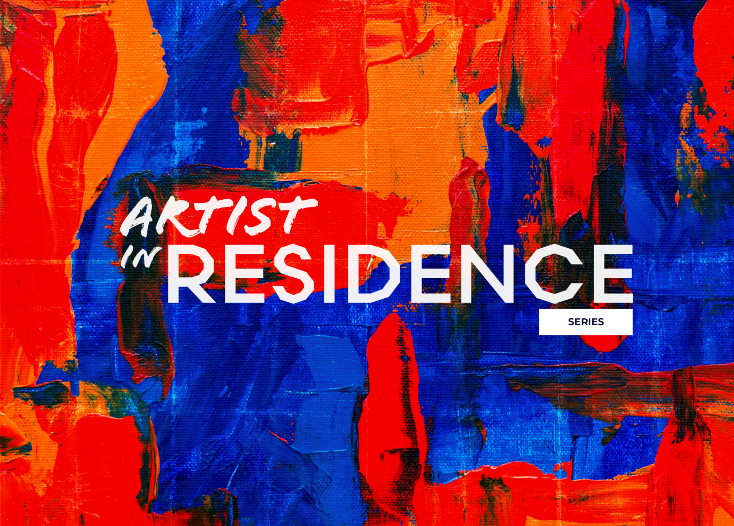 Introducing: Artist In Residence