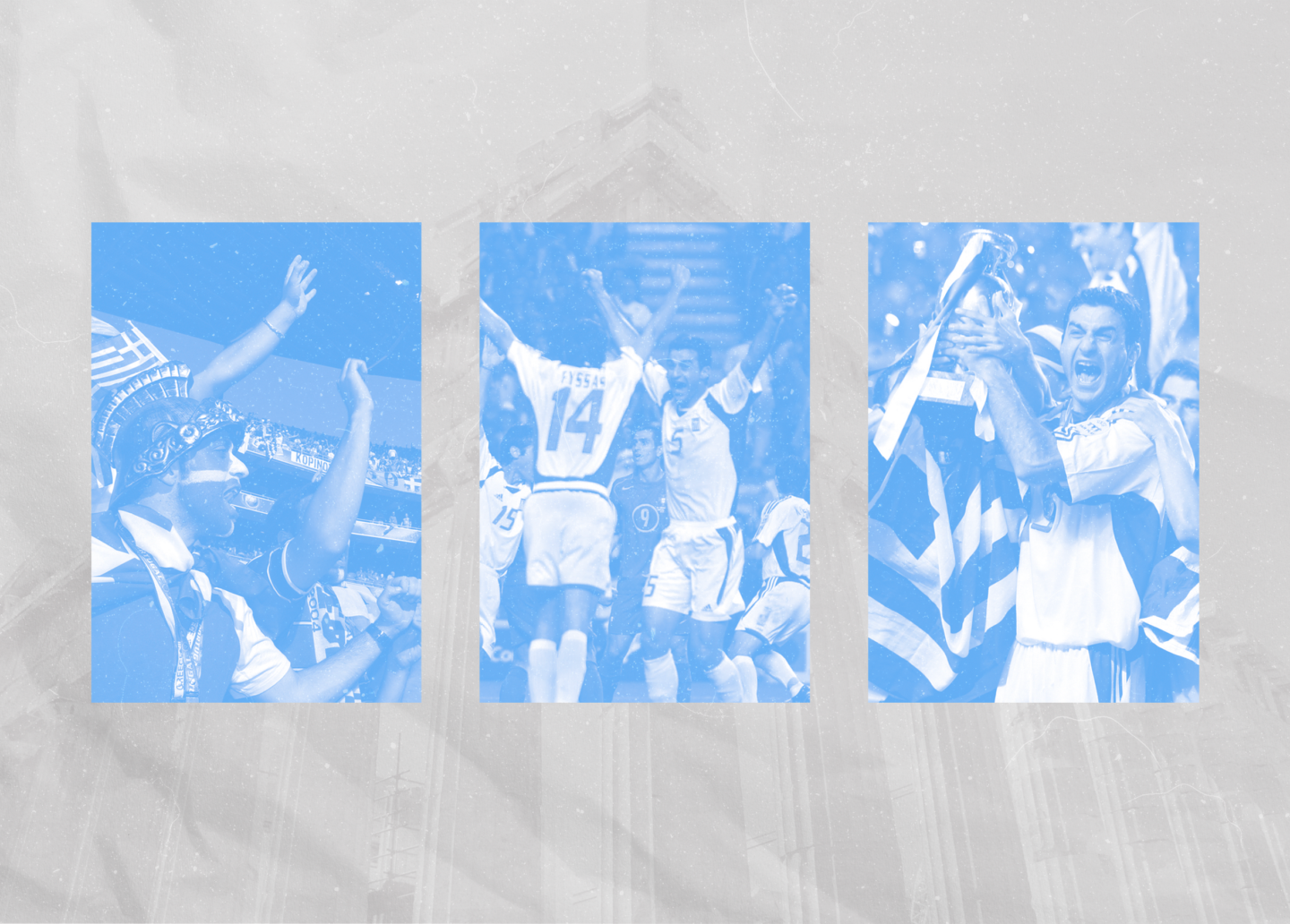 Football's Greatest Underdogs: The story of the Greek national team's Euro 2004 triumph