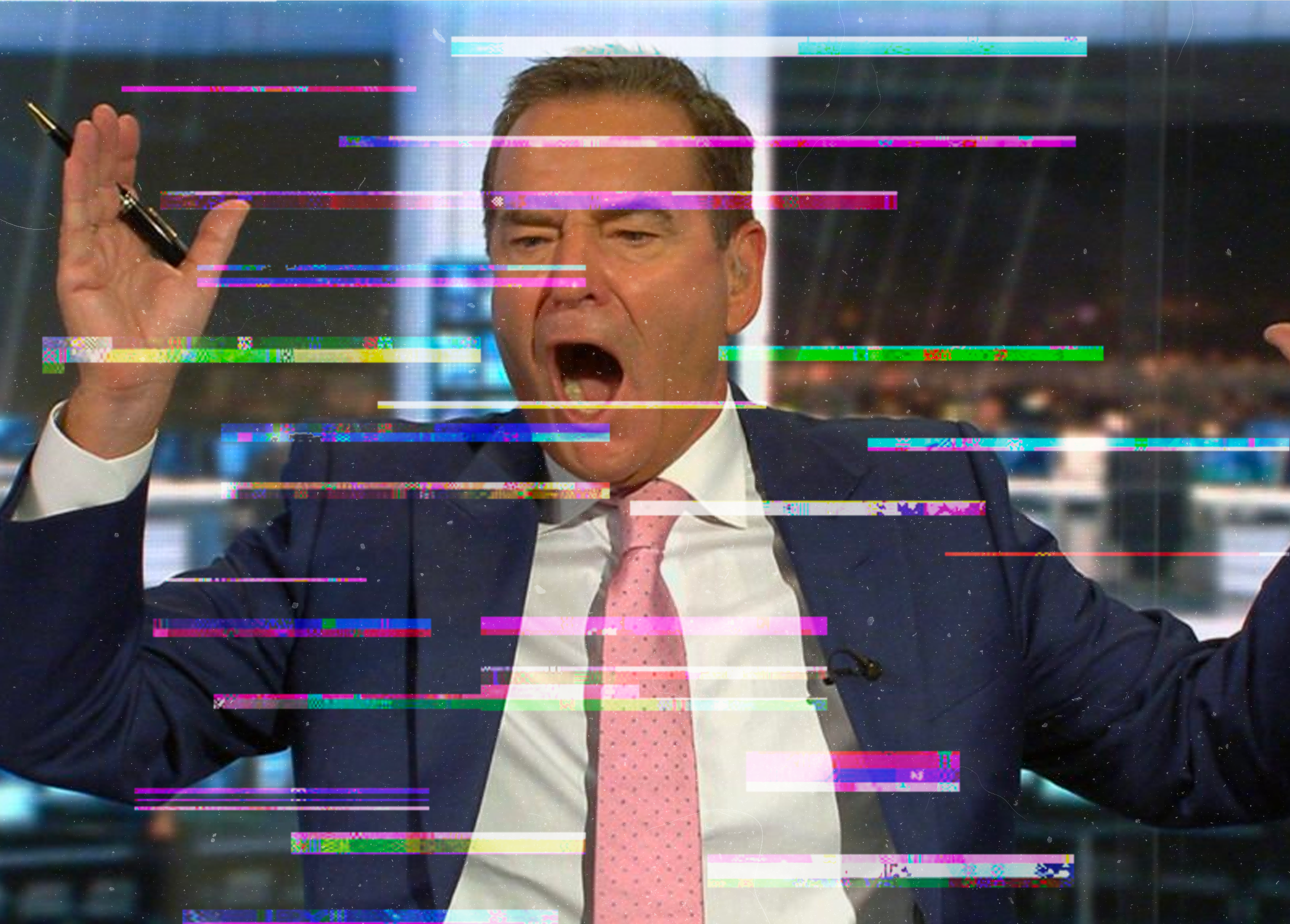 Jeff Stelling and the football knowledge panopticon