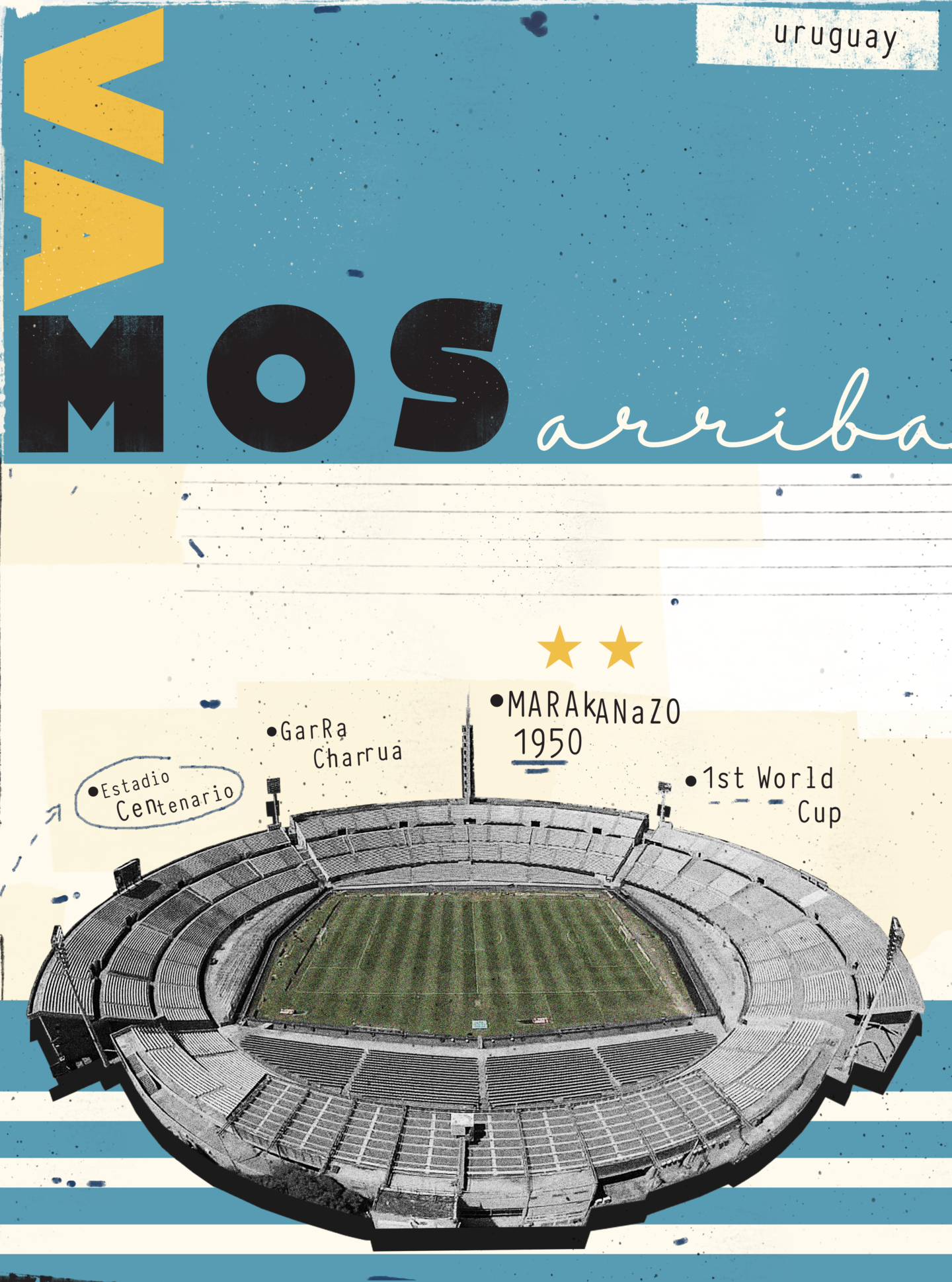 Montevideo and the cradle of Uruguayan football