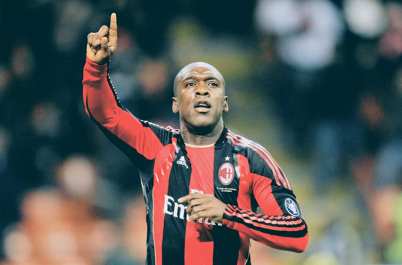 The interminable force of Clarence Seedorf