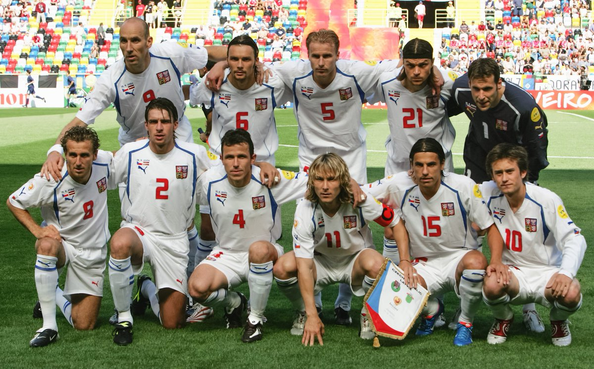 Czech Republic: The nearly perfect team at Euro 2004