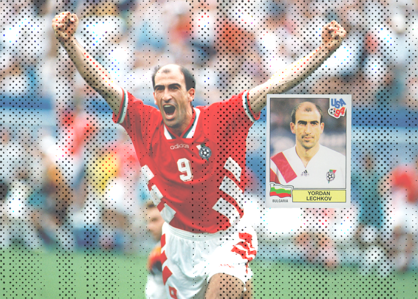 Yordan Letchkov - The unfulfilled career of a World Cup legend